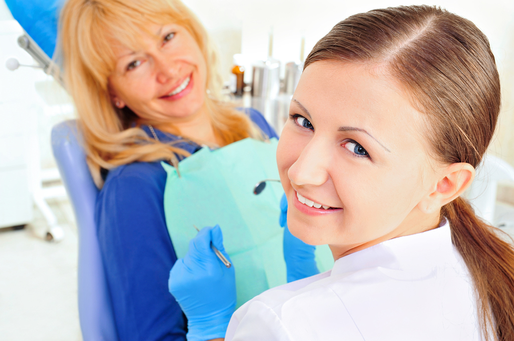 Ablauf der professionellen Zahnreinigung